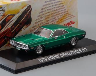 """DODGE Challenger R/T 1970 White (из к/ф """"Исчезающая точка"""") (Greenlight!)"""