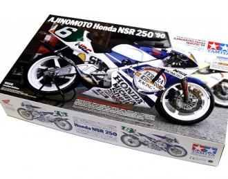 Сборная модель Мотоцикл Ajinomoto Honda Nsr250 1990