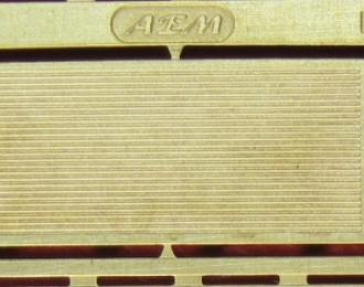 Фототравление Панель радиатора для ВАЗ-2102