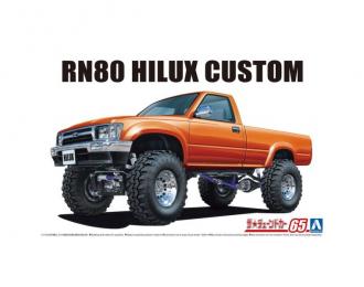 Сборная модель Toyota HiLux Longbed LiftUp '95 RN80