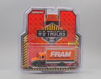 """INTERNATIONAL Durastar фургон """"FRAM Oil Filters"""" 2013 (Greenlight!)"""