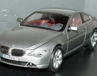 BMW 6er Coupe E63 (2003), perlit-silber-met.