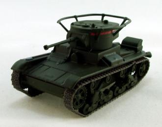 Т-26 танк (1933), Русские танки 31