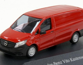 MERCEDES-BENZ Vito 447 фургон красный юпитер (10/14-)