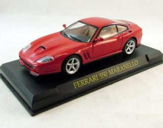 FERRARI 550 Maranello, Ferrari Collection 47, red