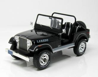 JEEP CJ-7 Laredo 4х4 1976 Black