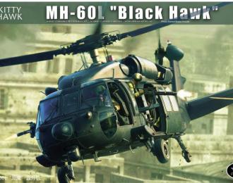 Сборная модель Самолет MH-60L Blackhawk