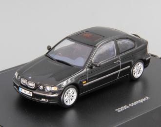 BMW 325ti Compact, dark grey metallic