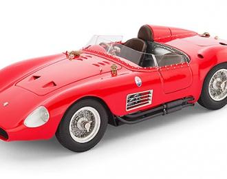 MASERATI 300S 1956, red