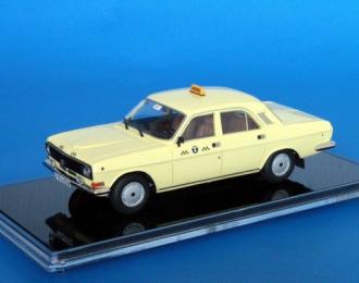 Горький 24-11 Такси Ленинград (1986), желтый