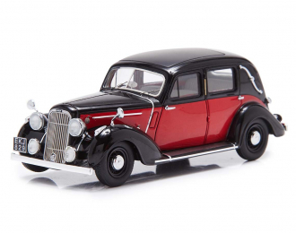 Humber Snipe Saloon - 1938 with 2 side windows (red / black)