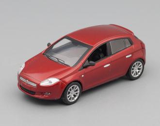 FIAT Bravo, red