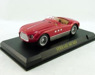 FERRARI 340 MM, Ferrari Collection 36, red