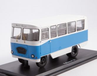 Кубань-Г1А, голубой / белый