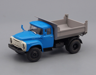 ММЗ 4502 поздний, голубой / серый