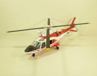 AgustaWestlend AW139 VIGILI de FUOCE, Sky Pilot, белый с красным