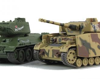 Pzkpfw IV Ausf.G (Sd.Kfz 161/1) 1943, Танки Мира 1