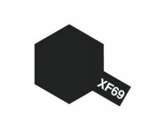 XF-69 NATO Black (краска акриловая, черный НАТО матовый), 10мл.