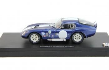 SHELBY Cobra Daytona Coupe, blue