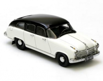 BORGWARD Hansa 2400 1955, White/Black