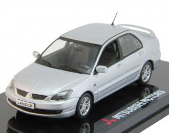 MITSUBISHI Lancer IX (2000), cool silver