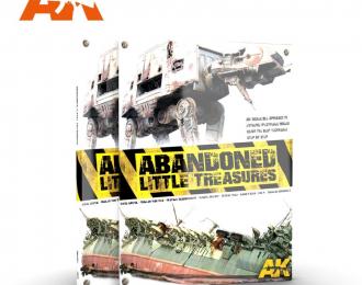 "Книга на английском языке ""Abandoned"""