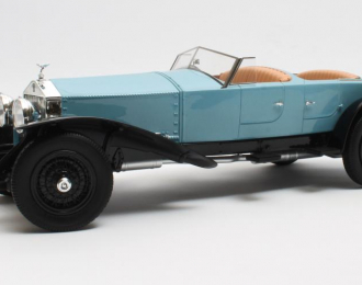 ROLLS ROYCE New Phantom Barker Tourer #10EX 1926 Blue
