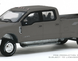 FORD F-350 Dually 2019 Stone Gray