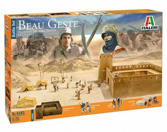 Сборная модель BEAU GESTE: Algerian Tuareg Revolt - BATTLE SET