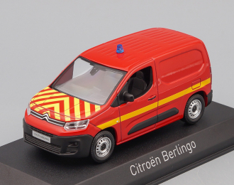"CITROEN new Berlingo Van ""Pompiers"" (пожарный) 2018"