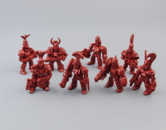 Набор фигурок / солдатиков Орки