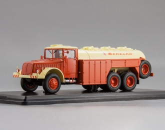 TATRA 111 C (бензовоз) 1947 Light Yellow/Red