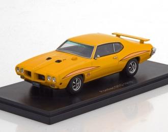 "PONTIAC GTO ""The Judge"" 1970 Yellow"