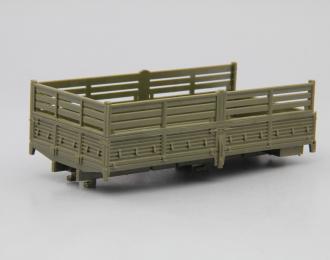 Кузов Камский грузовик 4310 / 4326 с высоким бортом