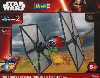 Сборная модель Звездные войны - TIE Fighter