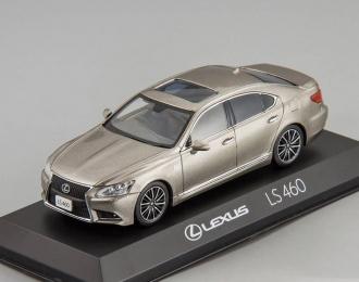 LEXUS LS460 F Sport, titanium