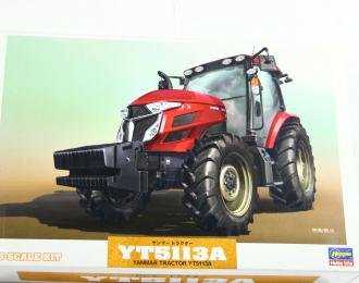 Сборная модель Трактор YANMAR TRACTOR YT5113A