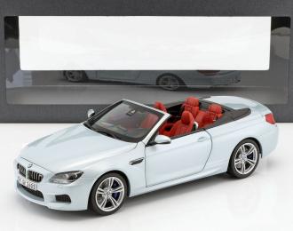 BMW M6 Cabrio F12, silverstone II met.