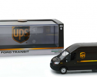 "FORD Transit LWB High Roof ""United Parcel Service"" (UPS) 2018"