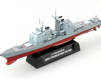 USS CG-59 Princeton Cruiser