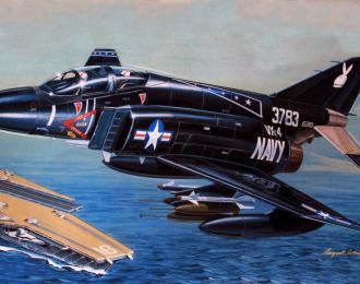 Сборная модель Американский истребитель-бомбардировщик F-4E Phantom