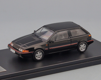VOLVO 480 Turbo (1987), black