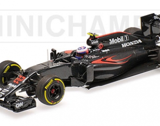 MCLAREN HONDA MP4-31 - JENSON BUTTON  - AUSTRALIAN GP - 2016