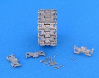 "Траки наборные железные M24 ""Chaffee"" T72E1"