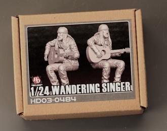 Фигурка Wandering-Singer (Resin+PE)
