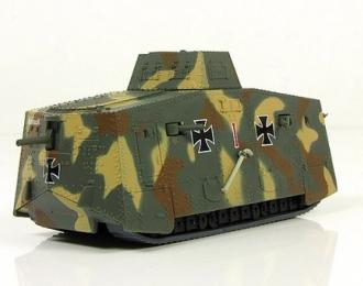 Немецкий танк A7V, Танки Мира Коллекция 9