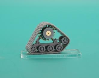Вездеходные Гусеничные Движители Wheeltracks ВГД 2500-01 для авто реальной массой до 2000 кг