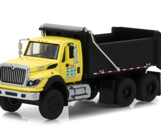 INTERNATIONAL WorkStarDump Truck New York City (самосвал) 2017