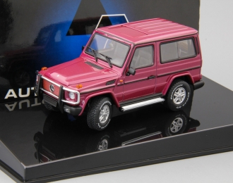 MERCEDES-BENZ G-Wagon SWB (1980-1990), purple / red