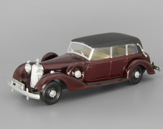 MERCEDES-BENZ 770 Cabriolet (1937), black red